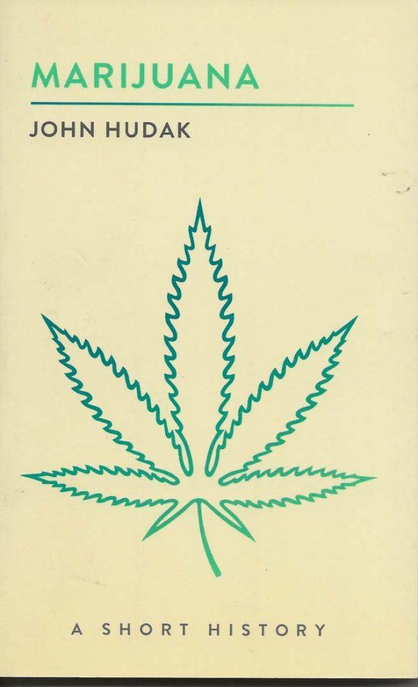 Marijuana A Short History back