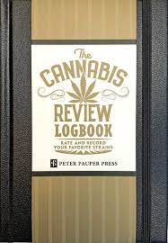 cannabis review logbook