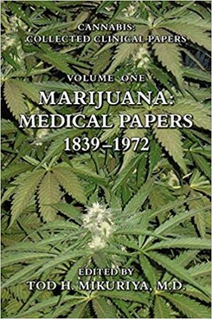 marijuana medical papers